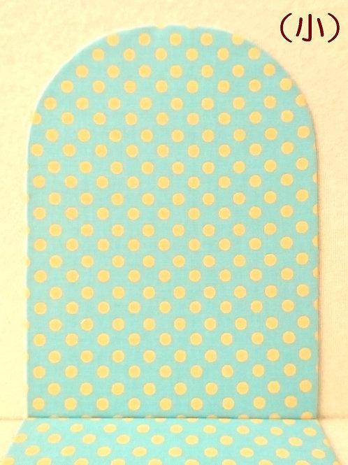 (小)イス : 水色*黄色