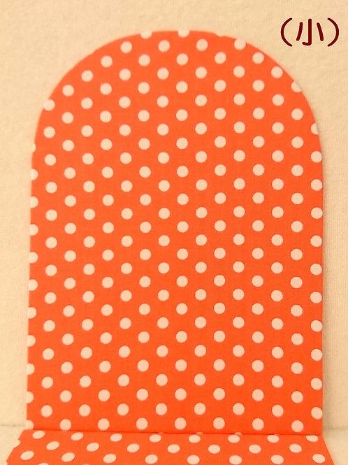 (小)イス :オレンジ*白