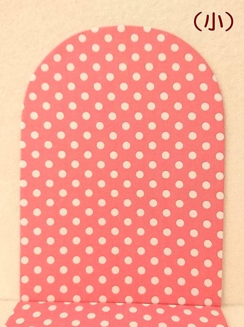 (小)イス :濃ピンク*白