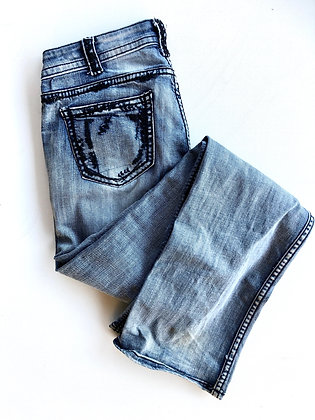 Pre-Loved Cowgirl Tuff Jeans W31xL37