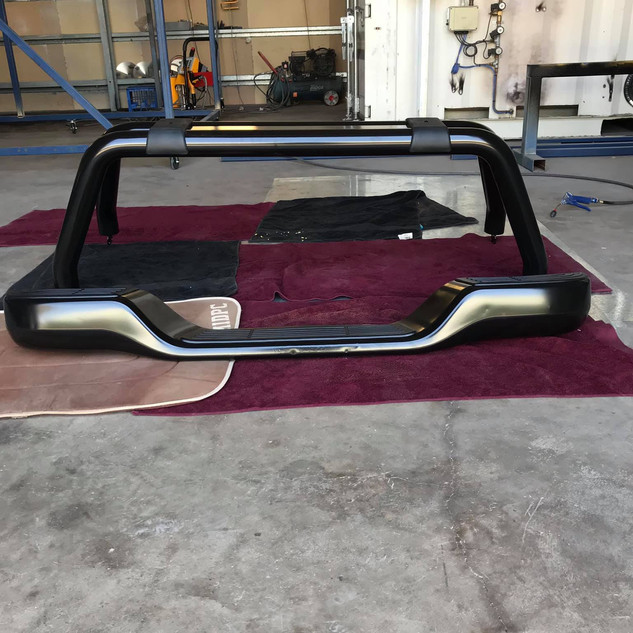 Powder Coated Roll Bar