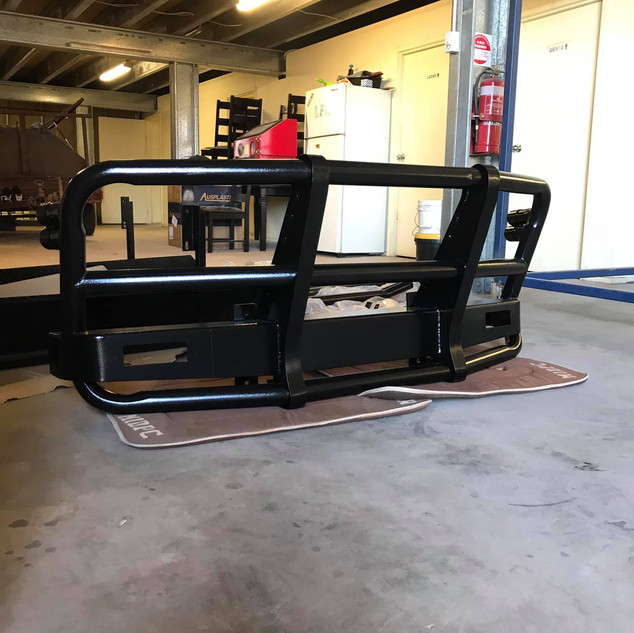 Powder Coated Bull Bar