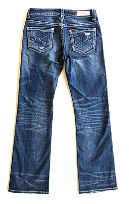 Rock & Roll Cowgirl - Riding Jeans W29xL34