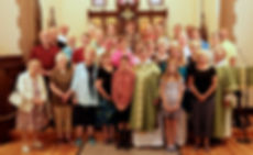 St. Paul's Episcopal Church, Watertown WI July, 2017 Photo Credit: Dan Senn