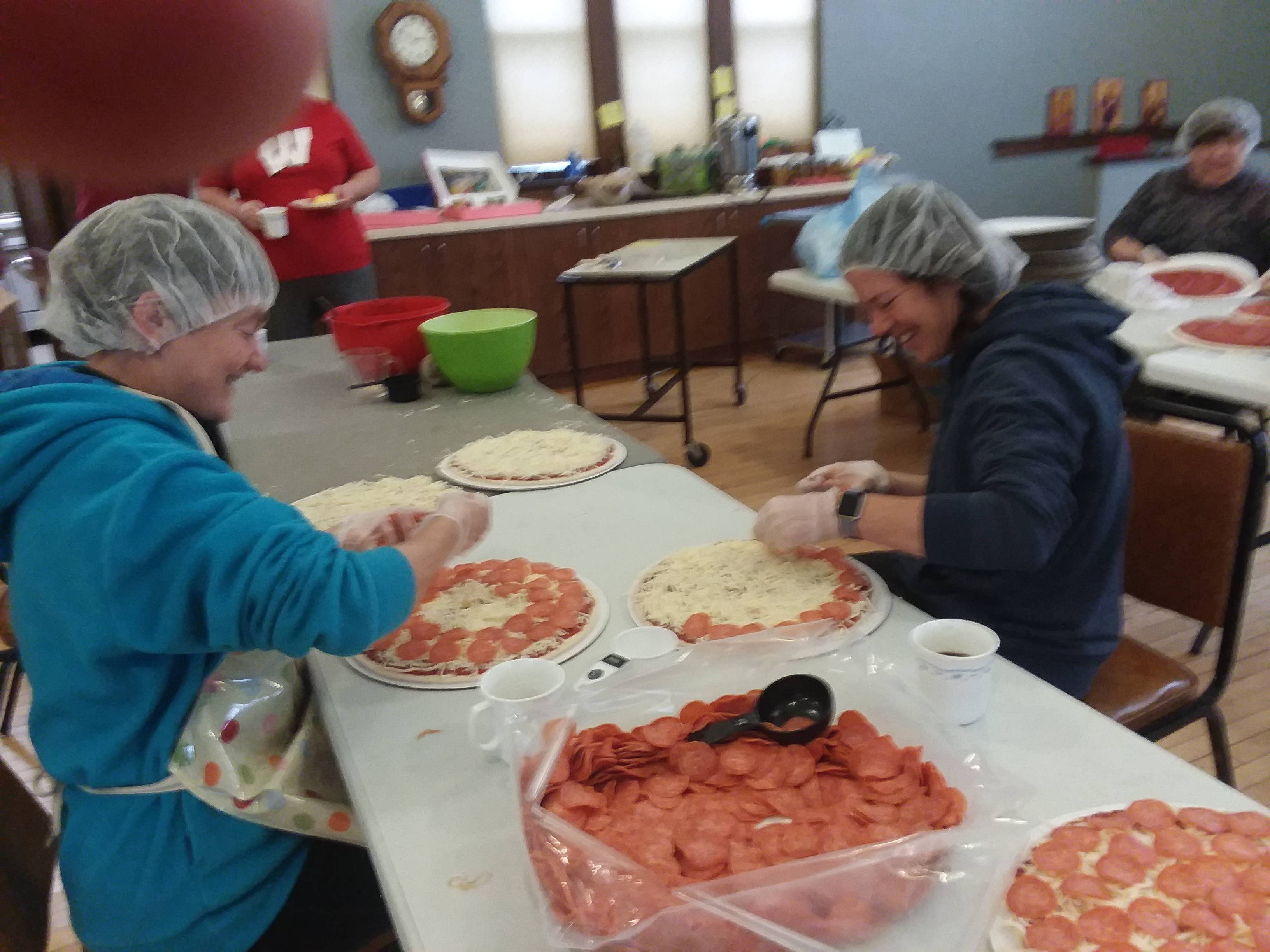 Pizza & Bread Fundraiser