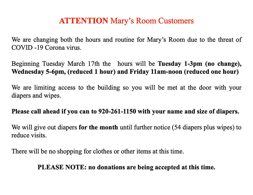 Mary's Room Announcement ENGLISH JPEG.jp
