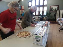 Pizza & Bread Fundraiser