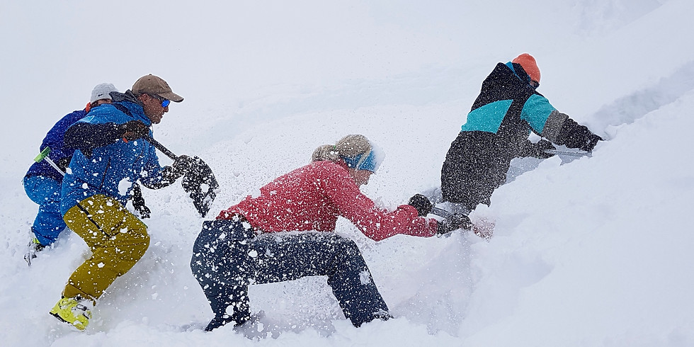 Safe Travel & Avalanche Rescue Clinic - 24th Jan 2021, 100€ pp
