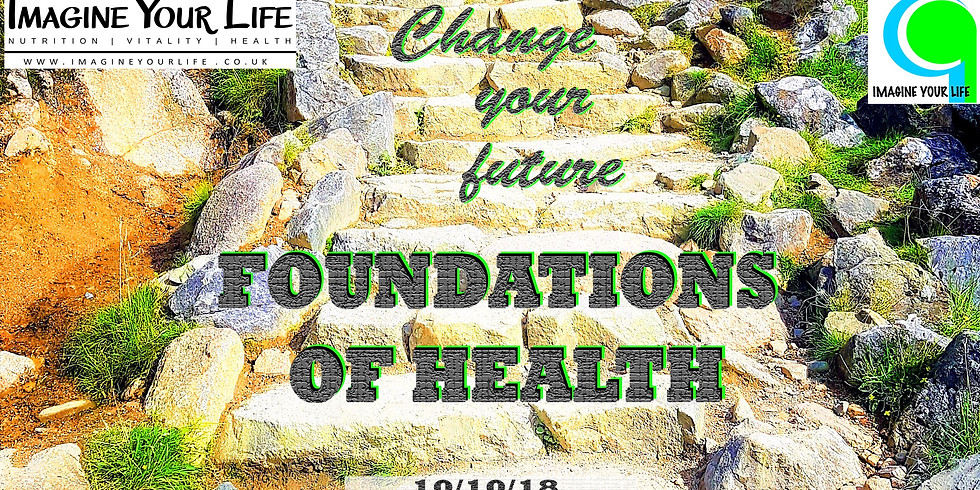 """FOUNDATIONS OF HEALTH - """"Change Your Future"""""""