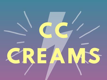 wishlist series: cc creams