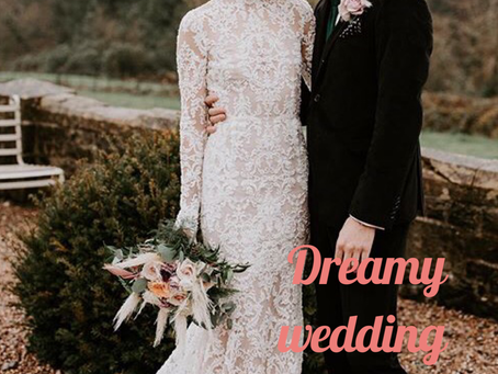 WEDDING DRESS TRENDS: DREAMY ETHEREAL WEDDING DRESSES WITH SLEEVES