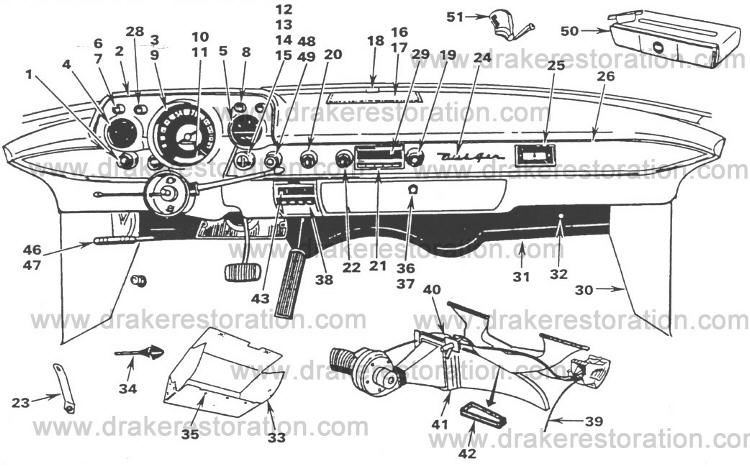 57DASH_JPG  Chevy Ignition Switch Wiring on lawn mower, jeep cj,