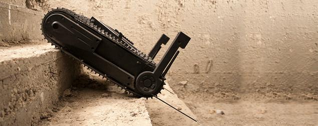 Dogo - Anti Terror Robot