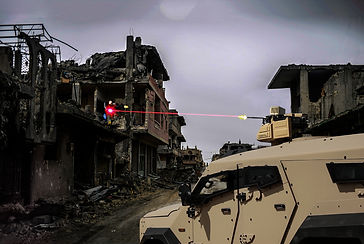 Pitbull - Ultra Light remote weapon station for manned and unmanned platforms eurosatory