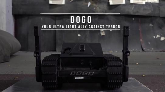 Dogo - Anti-Terror Robot
