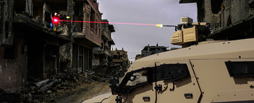 Pitbull - Ultra Light Remote Weapon Station (URRWS)