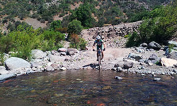 mountain bike santiago chile
