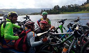 mountain biking valdivia