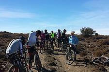 Satiago mountain biking