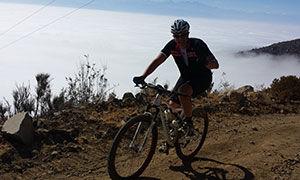 mountain bike chile santiago