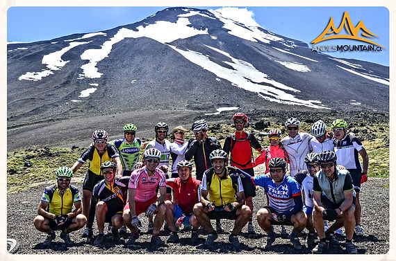 Guided MTB trips in Chile