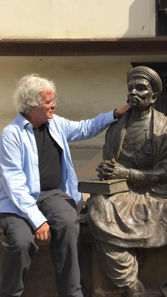 Incontro con il grande scrittore