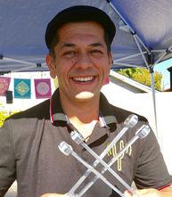 Biofield Tuning Bobby Vasquez