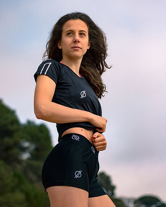 Womens Performance Training Shorts