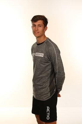 Men's Elite Active Top - Grey