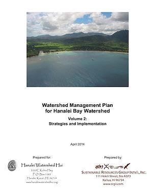 Watershed Management Plan Vol.2