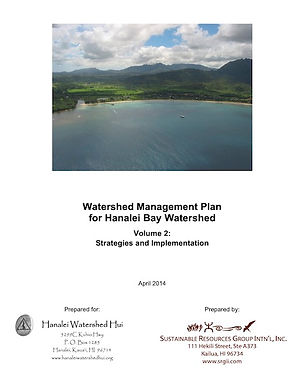 Watershed Management Plan Vol.2