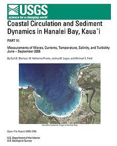 Coastal Circulation and Sediment Dynamics in Hanalei Bay, Kauai