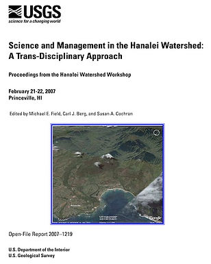 Science and Management in the Hanalei Watershed: A Trans-Disciplinary Approach