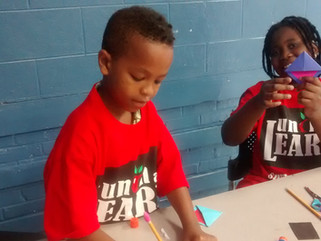 Lunch and Learn Brings Food, Learning, and Summer Fun to Takoma Park Children