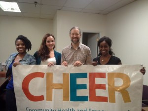 CHEER Hires Staff and Moves into New Office