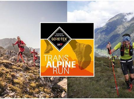 Transalpine GoreTex Run 2017, une grande aventure en binôme