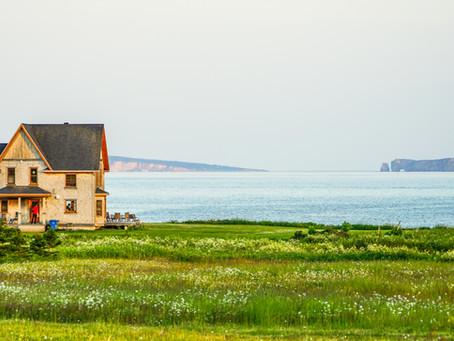 Gaspésie, le bout de la terre.  Acticle publié dans SUBAQUA #281