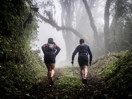 Le réveil du Volcan El Fuego. UTG100 Ultramaratón Guatemala.