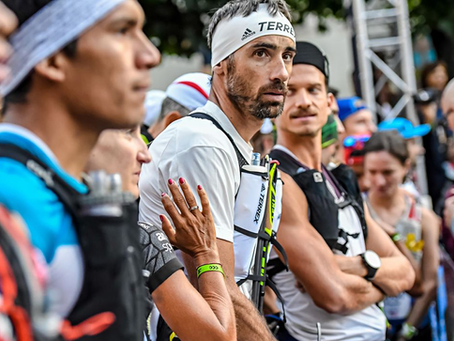 Progression : L'écart ou le gain ? Changer de perception… CCC 2019 (UTMB)