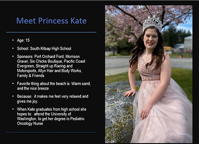 2020 Fathoms O Fun Princess Kate