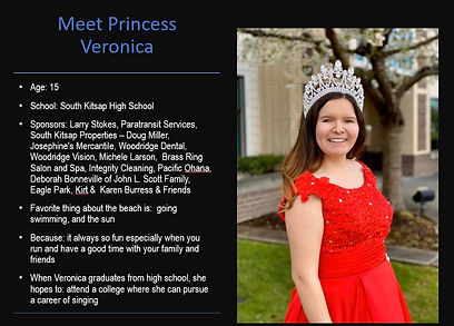 2020 Fathoms O Fun Princess Veronica