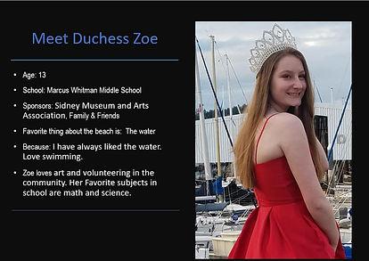 2020 Fathoms O Fun Duchess Zoe