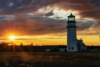 End of Day at Highland Light
