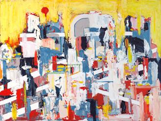 The City Limits (30x40)