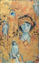 Klimt's Dreams (48x30)