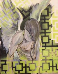 Archangle Repael #2 (14x11)