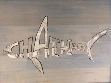Chtaham Shark #4 (12x16)