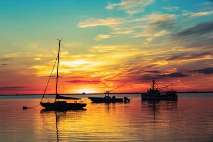 Chatham at sunrise