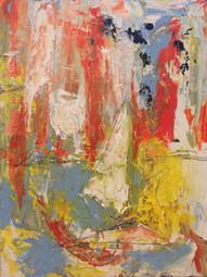 Yellow Sea (16x12)