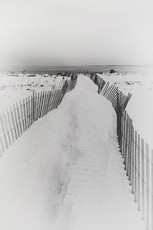 January Beach